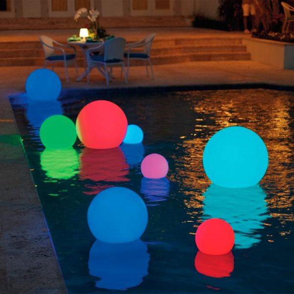 LED Ballen