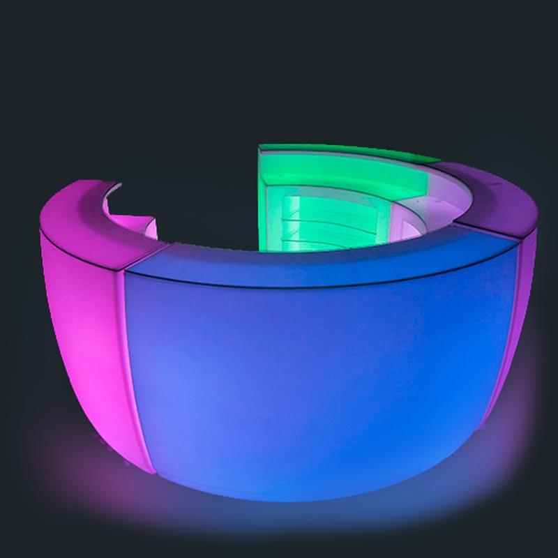LED bar voor jouw huwelijksfeest