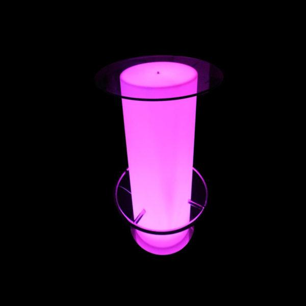 LED Bistrotafel