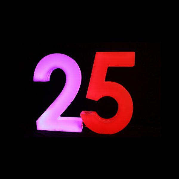 Cijfers 25