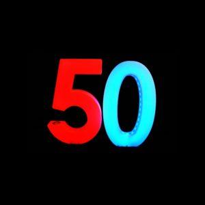 Cijfers 50