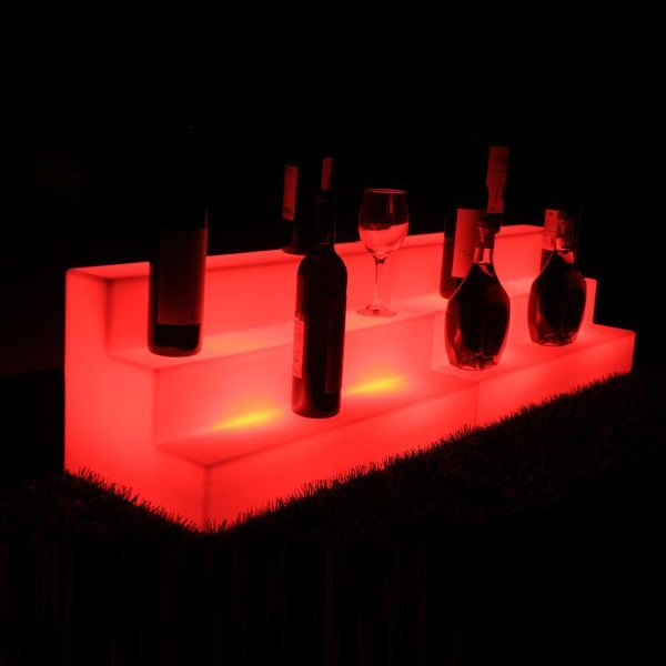 LED flessen standaard