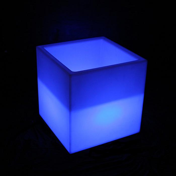 Spiksplinternieuw LED Kubus Open - LED Event HH-94