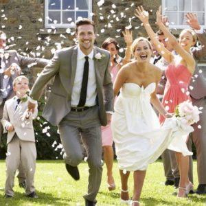 Huwelijksfeest organiseren